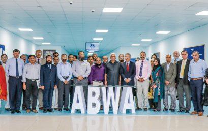Dr. Rashid Latif's visit to ABWA Medical College